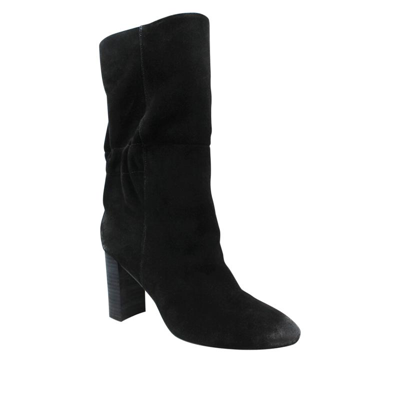Charles by Charles David Barrie Suede Pull-On Mid-Calf Boot