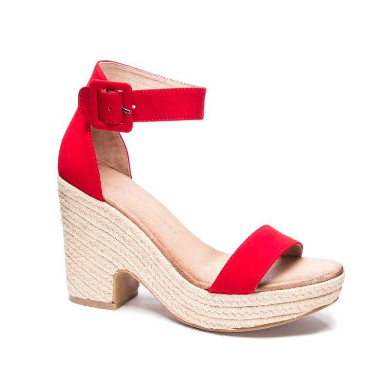 Chinese Laundry Queen Platform Sandal