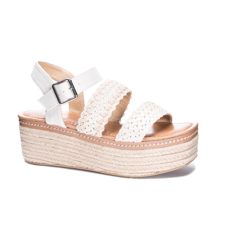 Chinese Laundry Zinger Platform Wedge Sandal