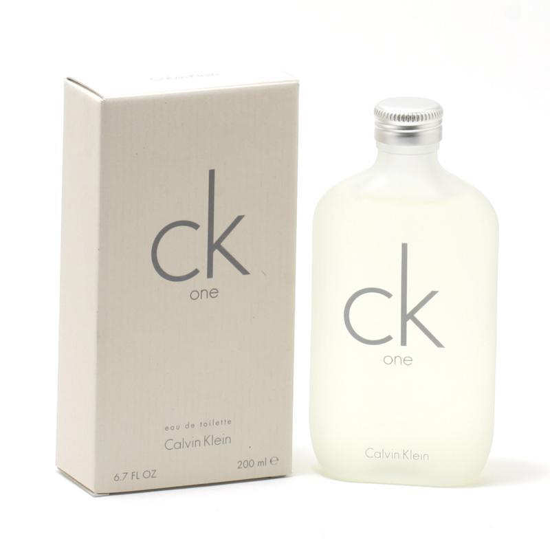 Ck One By Calvin Klein 6.7 oz. Unisex Eau De Toilette Spray