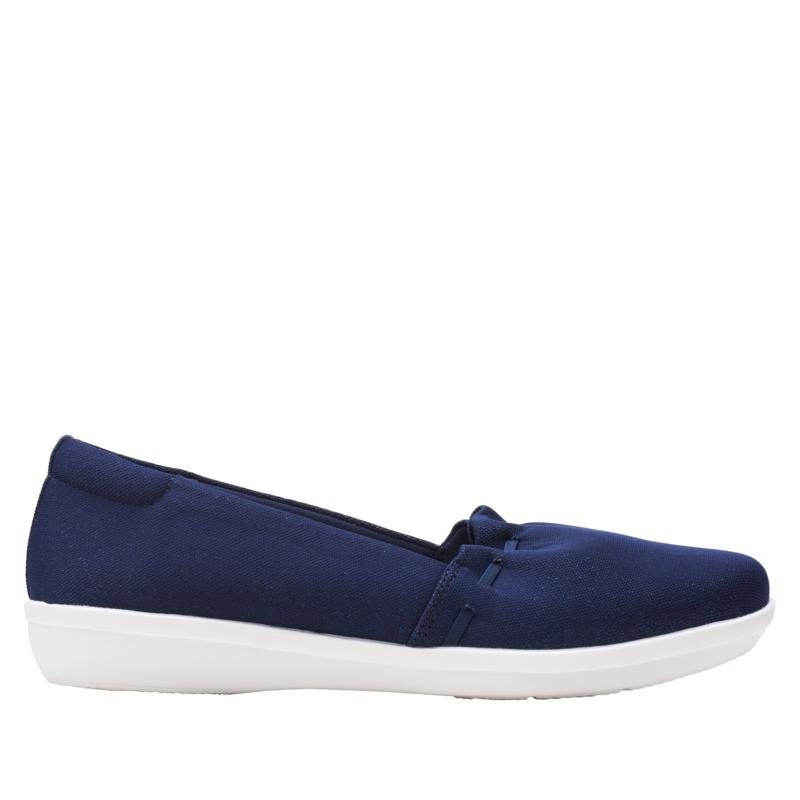 Cloudsteppers™ by Clarks Ayla Shine Slip-On Shoe