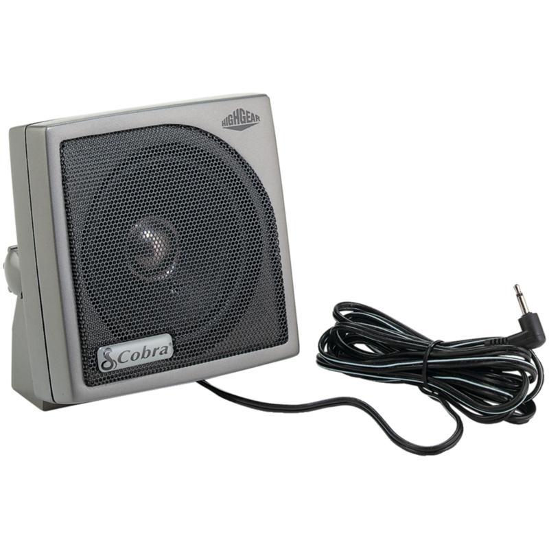 Cobra HG S500 HighGear CB Radio Speaker