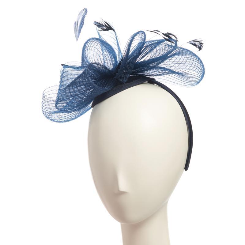 Collection 18 Swirl Fascinator Headband