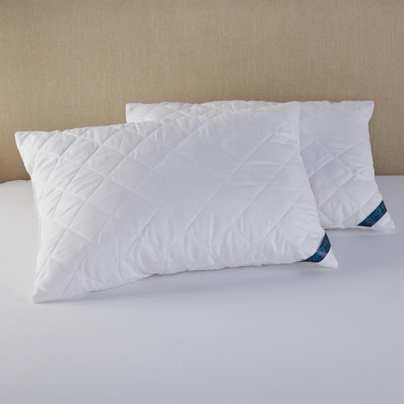 Concierge Collection Cloud Loft Jumbo Pillow 2-pack