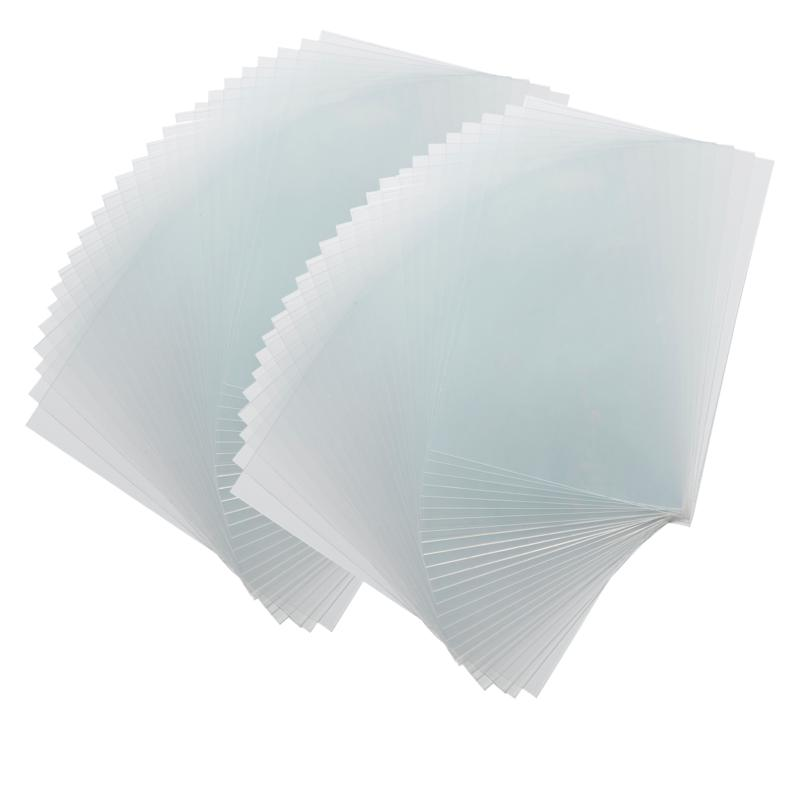 Crafter's Companion A5 Acetate Packs - 50 Sheets