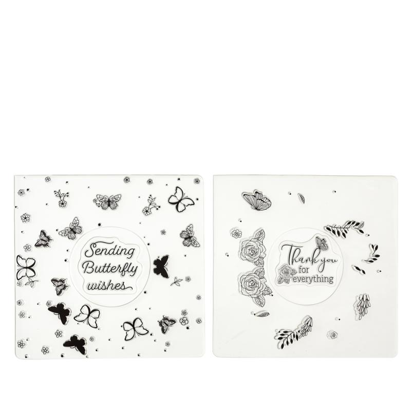 Crafter's Companion Butterfly Rotating Stamps