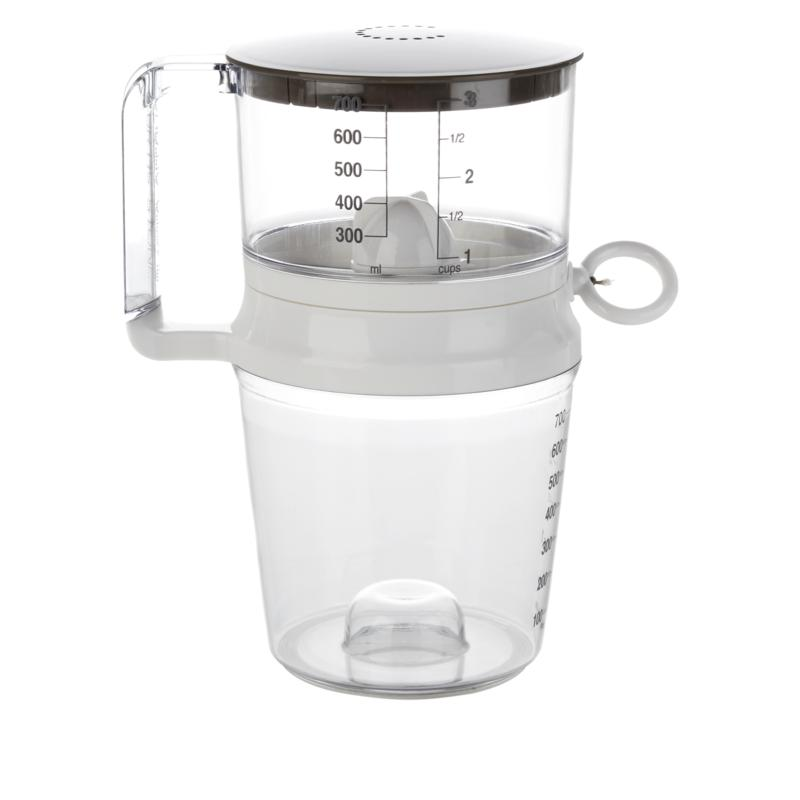 Curtis Stone Pull-Cord No-Mess Rapid Sifter
