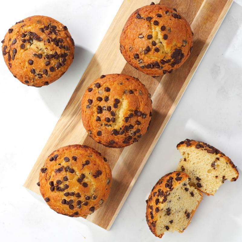 David's Cookies (12) 6 oz. Jumbo Chocolate Chip Muffins Auto-Ship®