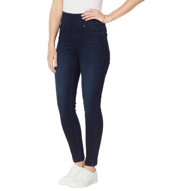 DG2 Virtual Stretch Comfort Waist Ultra Skinny Jegging - Basic