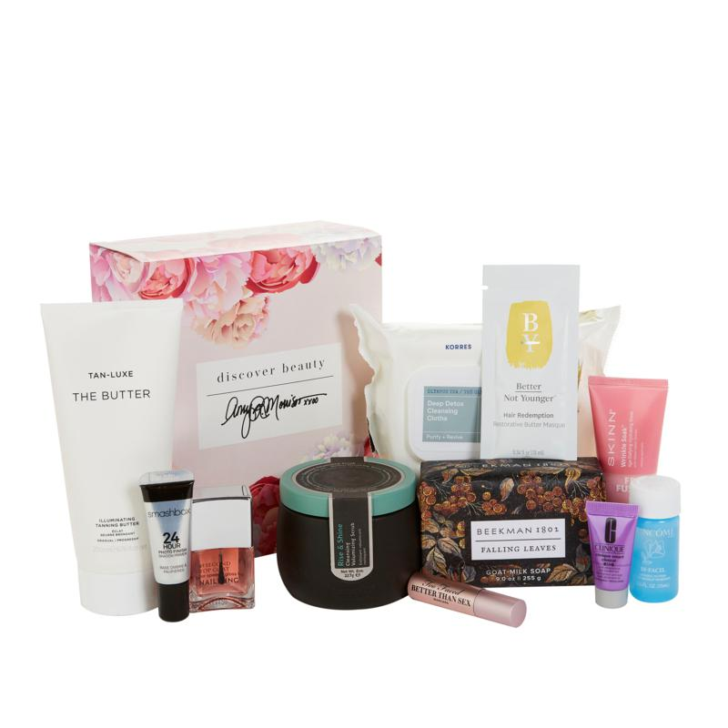Discover Beauty x Amy Luxe Sample Box