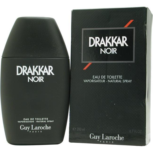 Drakkar Noir - Eau De Toilette Spray 6.7 Oz
