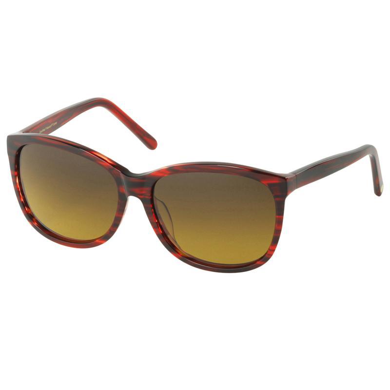 Eagle Eyes Carina Cranberry TriLenium Polarized Sunglasses