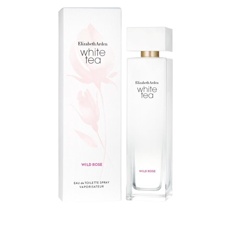 Elizabeth Arden White Tea Wild Rose 3.4 oz Eau de Toilet
