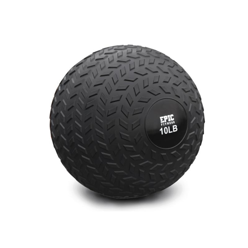 Epic Fitness Weighted Slam Medicine Ball - 10 lb.