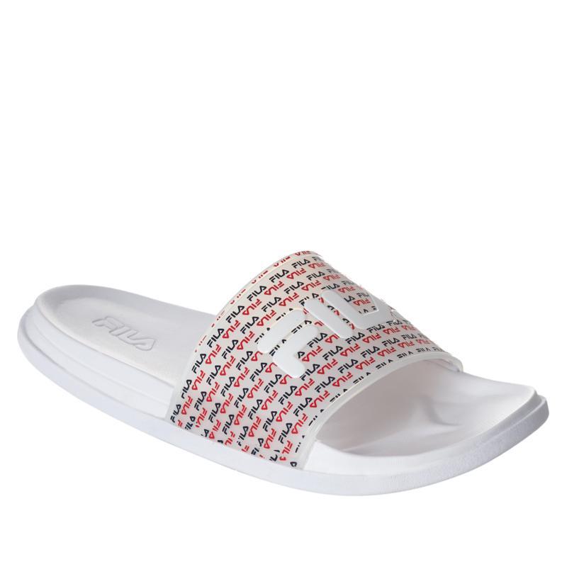 FILA Drifter Lux Repeat Slide Sandal