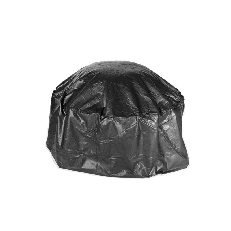 Fire Sense Large Outdoor Fire Pit Vinyl Cover - Round