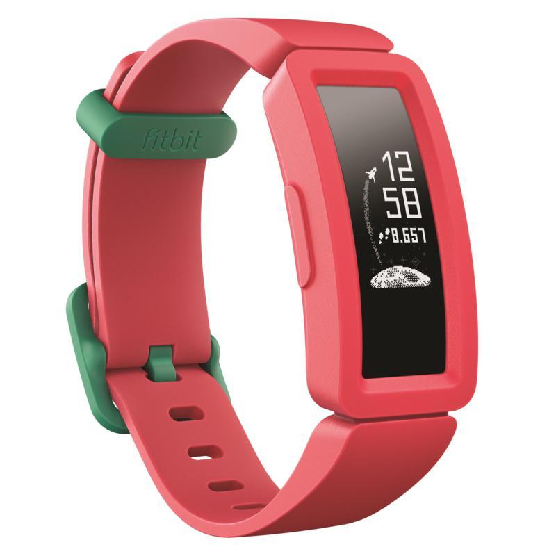 Fitbit Ace 2 Kids Activity & Sleep Showerproof Tracker Watermelon/Teal