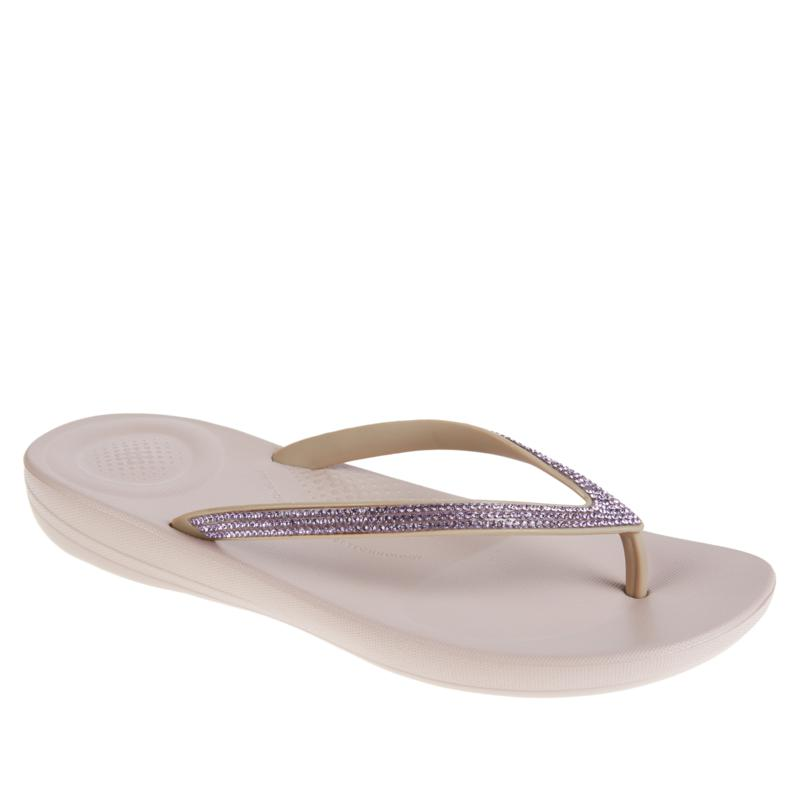 FitFlop iQushion™ Sparkle EVA Waterproof Flip Flop