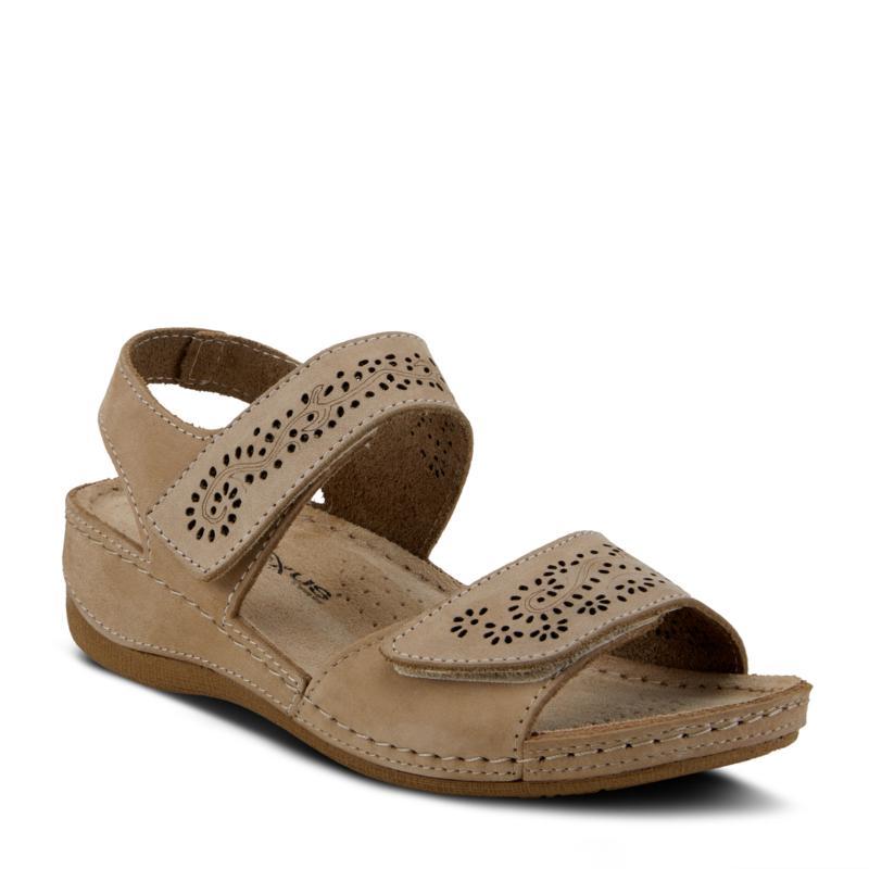 Flexus by Spring Step Revi Ankle Strap Sandal