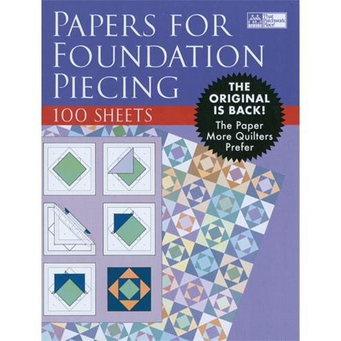 Foundation Paper - 100 Pack