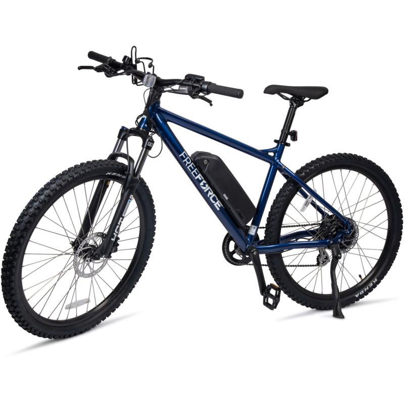 "Free Force Denver 20"" E-Mountain Bike w ThmbThrottle, PedalAssist Navy"