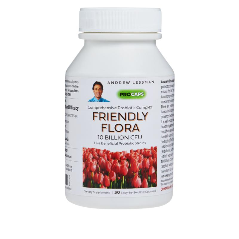 Friendly Flora - 30 Capsules