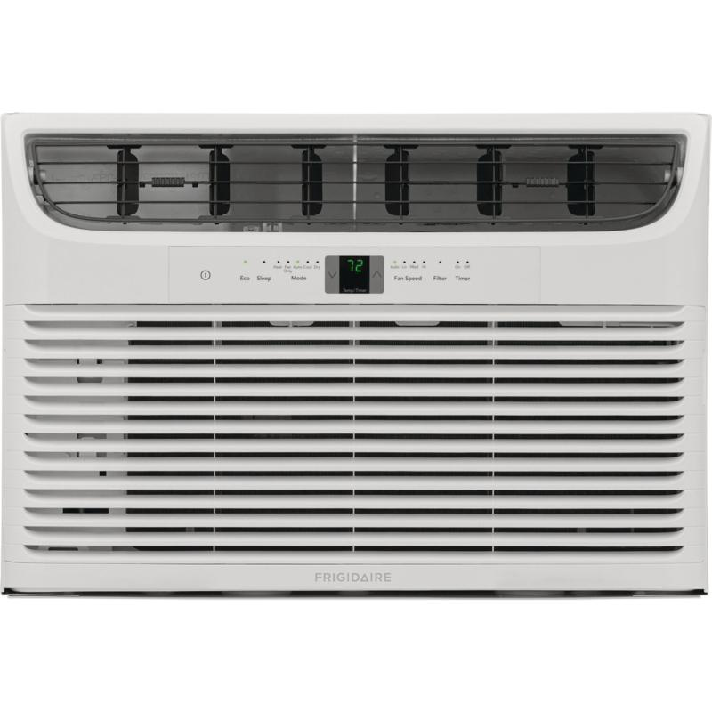 Frigidaire 8,000 BTU Window Air Conditioner with Heat and Chassis