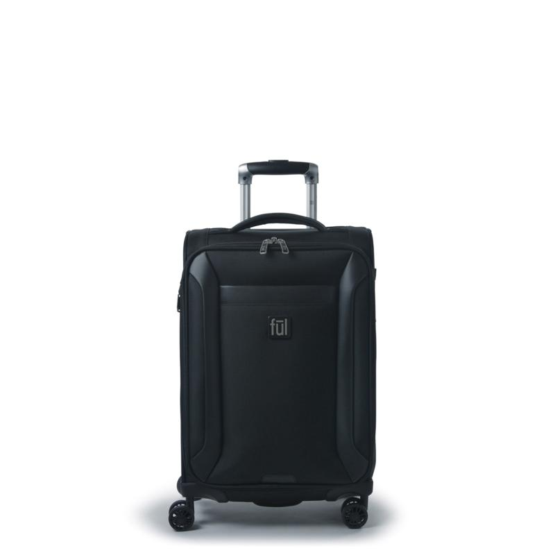 """FUL Heritage Classic Soft-Sided 22"""" Luggage Spinner"""