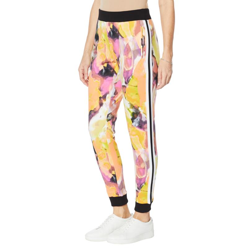 G by Giuliana Black Label Track Pant