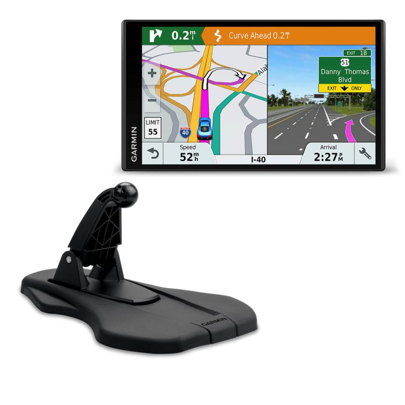 Garmin DriveSmart 61 LMT-S GPS with Mount