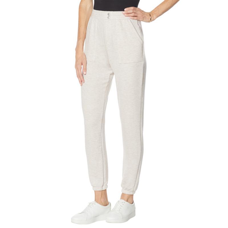 Gloria Vanderbilt Lifewear Isla Pull-On Jogger Pant