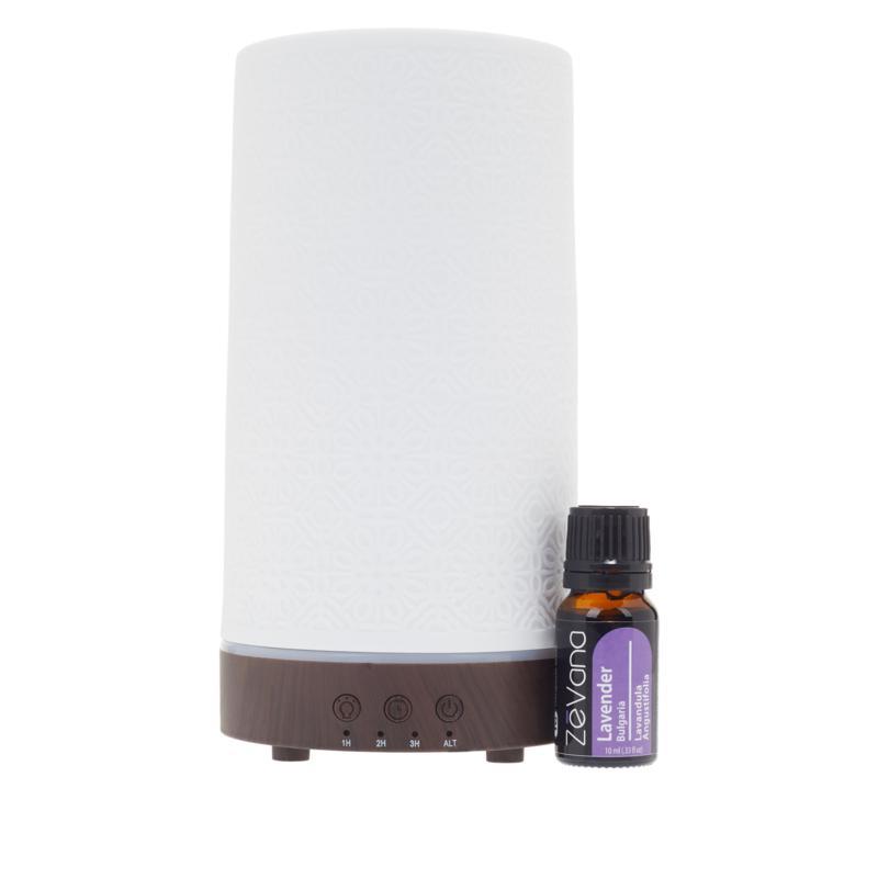 Greenair Ceramic Diffuser with Lavender Oil