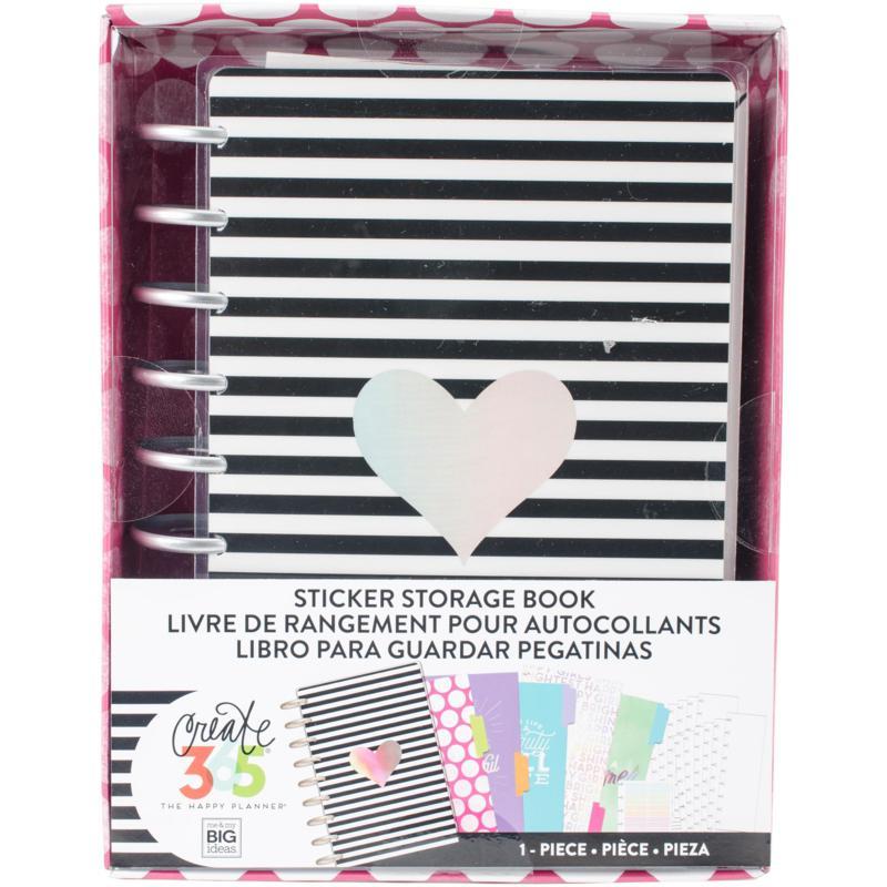 Happy Planner Sticker Storage Book - Rainbow
