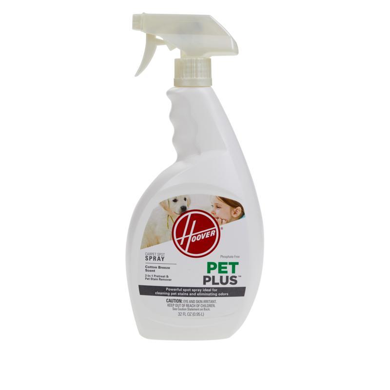 Hoover® Pet Plus™ Carpet Spot Remover 2-pack