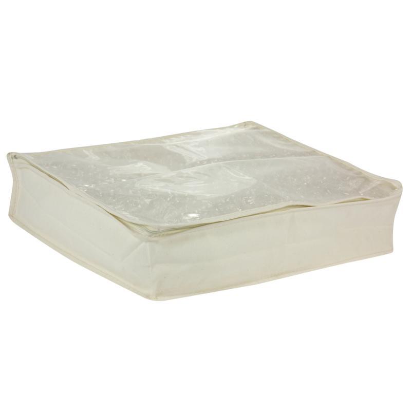 Household Essentials 2-pk. Canvas Garment Storage Bag - Natural