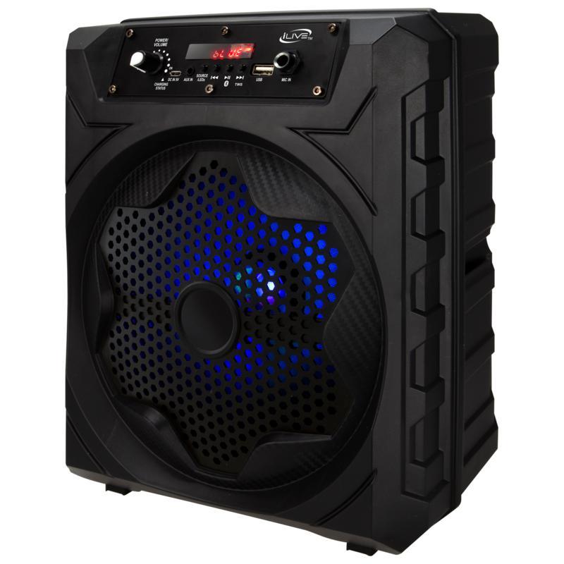 iLive Portable Party Speaker