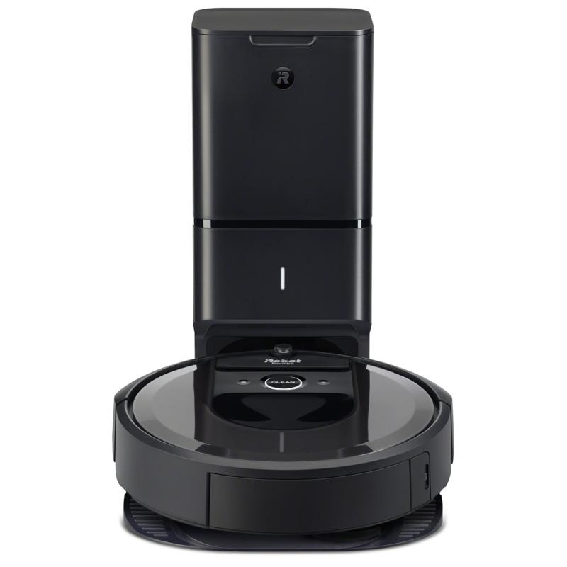 iRobot Roomba  i7+ 3-Stage Cleaning Vacuum w/Automatic Dirt Disposal