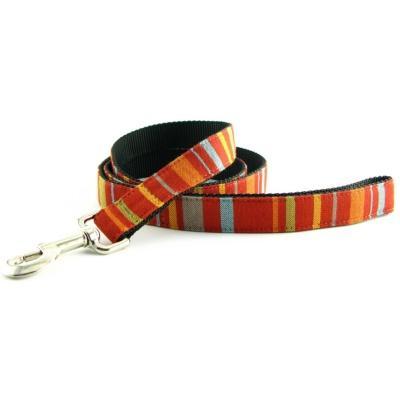 Isabella Cane Dog Leash - Red 5x3/4