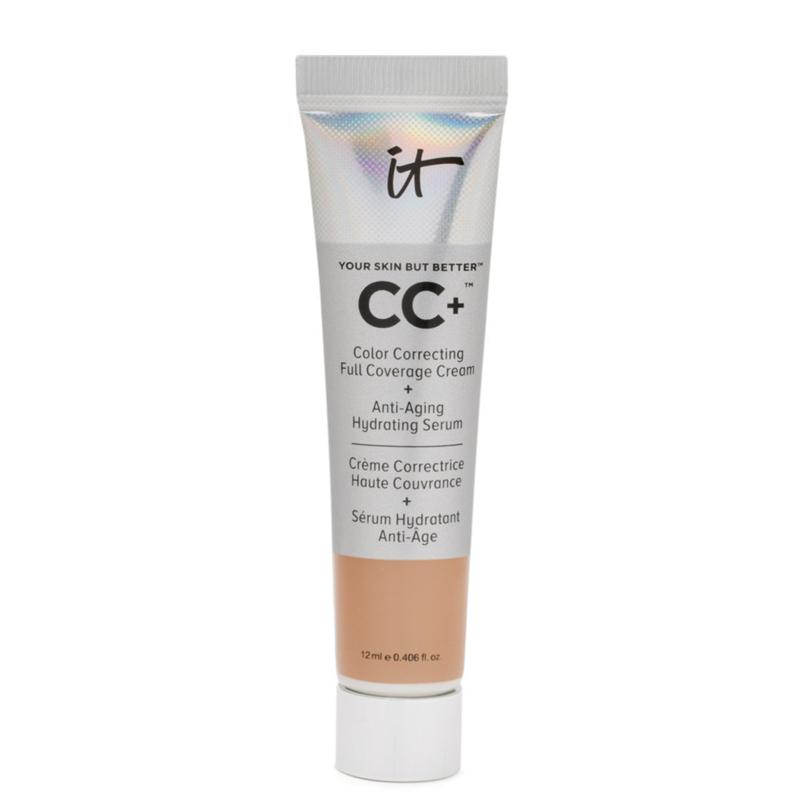 IT Cosmetics Travel Size Your Skin But Better CC+ Cream with SPF 50+