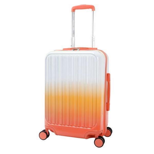 Jessica Simpson Candyfornia 20-inch Hardside Luggage - Limencello