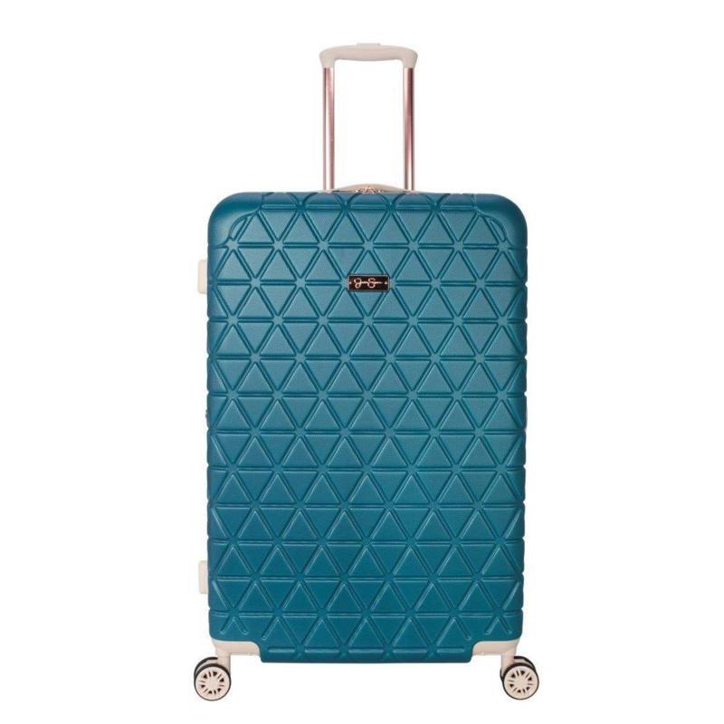 Jessica Simpson Dreamer 24-inch Hardside Luggage - Teal