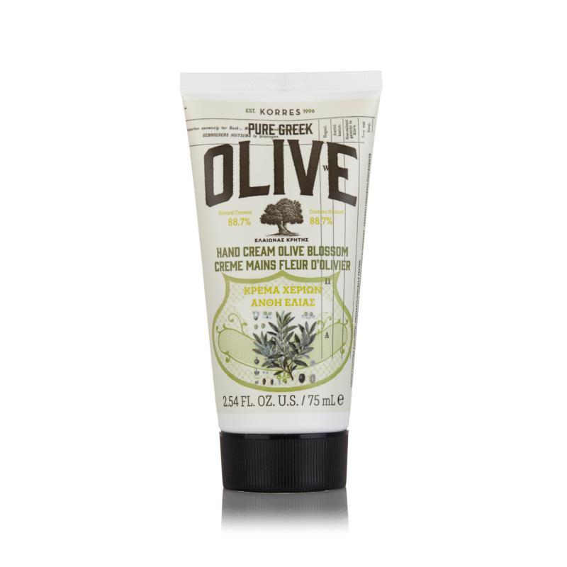 Korres Olive Oil & Olive Blossom Hand Cream