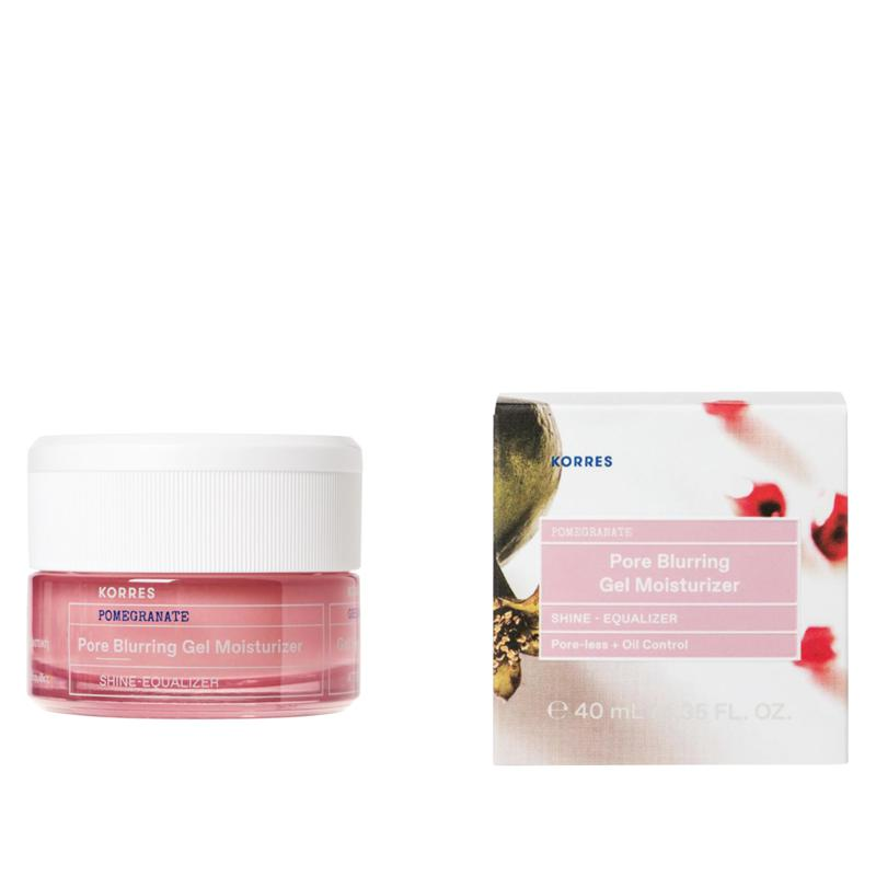 Korres Pomegranate Pore Blurring Gel Moisturizer