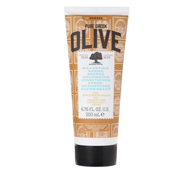 Korres Pure Greek Olive Oil Nourishing Conditioner - 6.76 fl. oz.