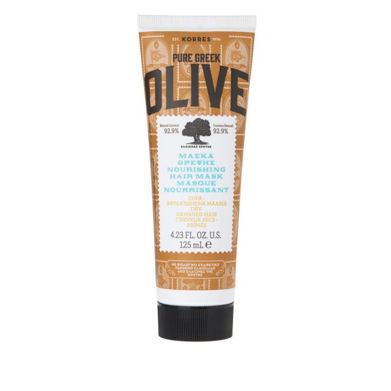 Korres Pure Greek Olive Oil Nourishing Hair Mask