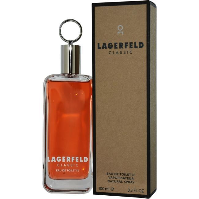 Lagerfeld by Karl Lagerfeld - EDT Spray for Men 3.3 oz.
