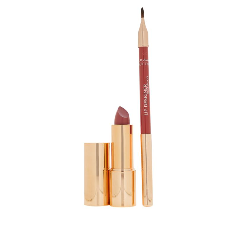 M. Asam Magic Finish Lip Designer & Satin Lipstick
