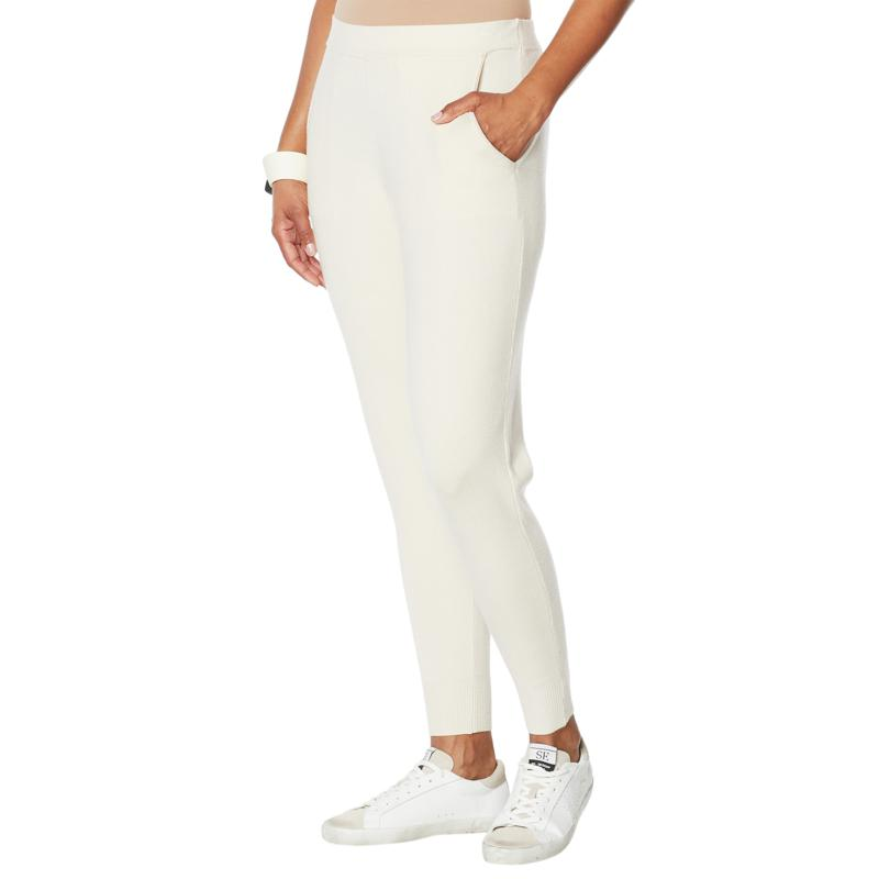 MarlaWynne Comfy Sweater Knit Jogger Pant