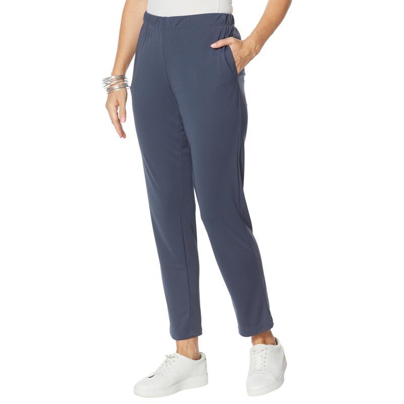 MarlaWynne Luxe Jersey Knit Easy Pant