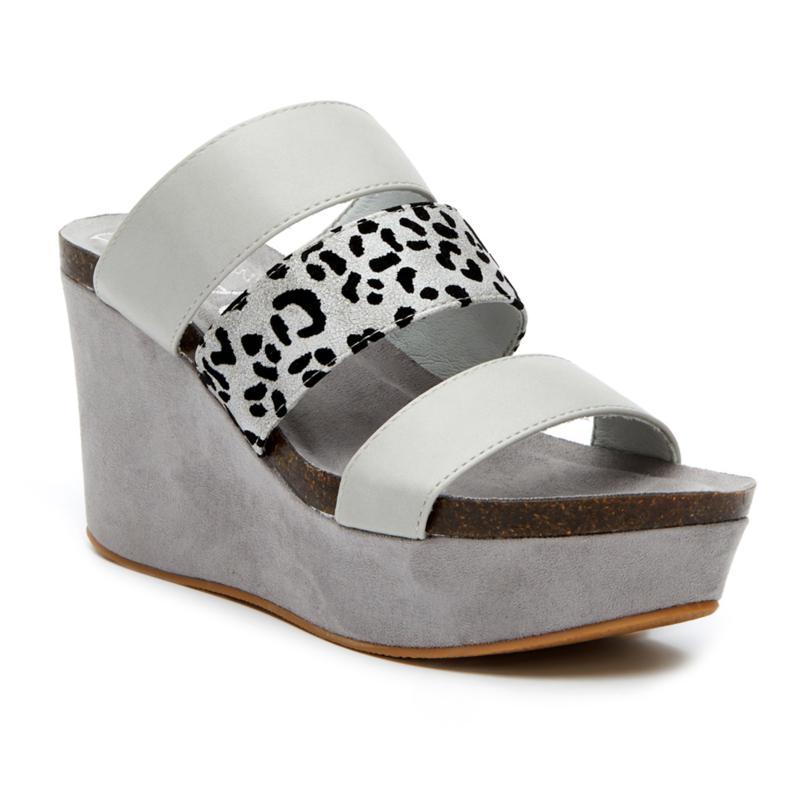 Matisse Beach Gina Wedge Sandal